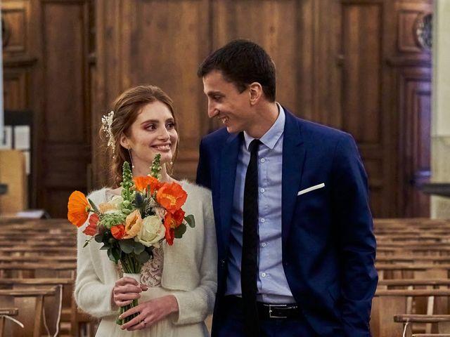 Le mariage de Nicolas et Eléonore à Lyon, Rhône 29