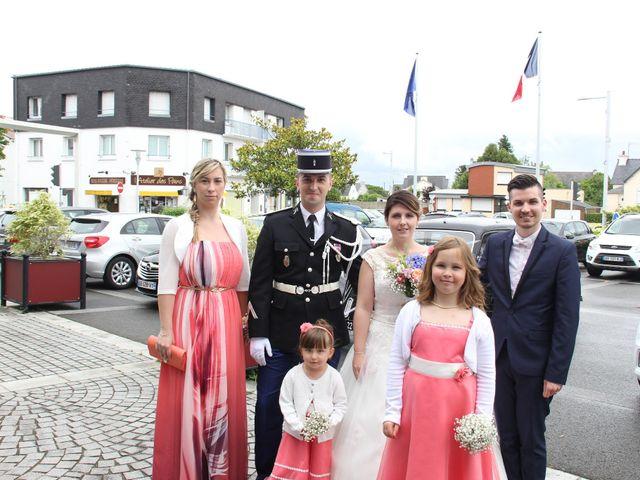 Le mariage de Auréle et Jean-Christophe à Morlaix, Finistère 1