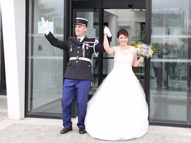 Le mariage de Auréle et Jean-Christophe à Morlaix, Finistère 6
