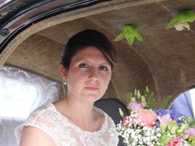 Le mariage de Auréle et Jean-Christophe à Morlaix, Finistère 9