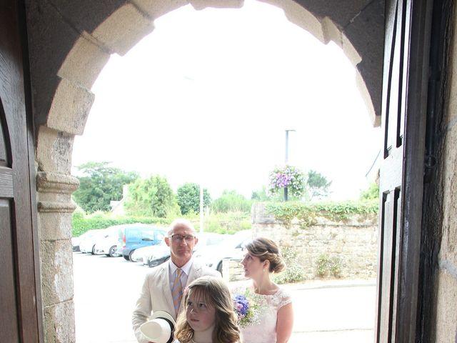 Le mariage de Auréle et Jean-Christophe à Morlaix, Finistère 12
