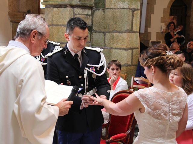 Le mariage de Auréle et Jean-Christophe à Morlaix, Finistère 13