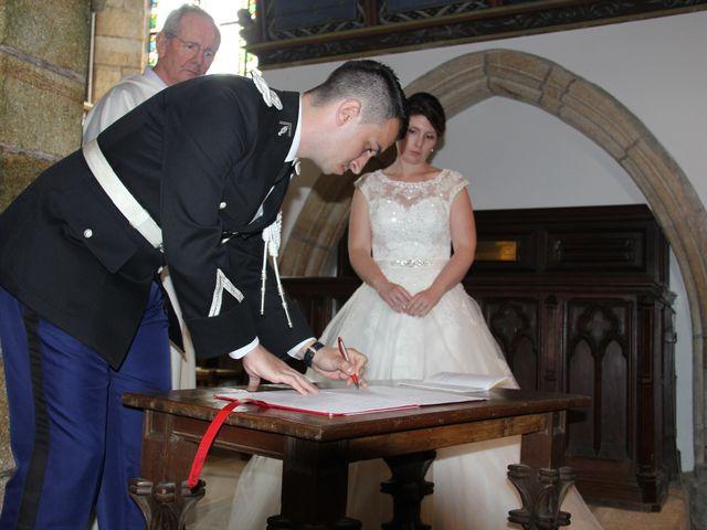 Le mariage de Auréle et Jean-Christophe à Morlaix, Finistère 14