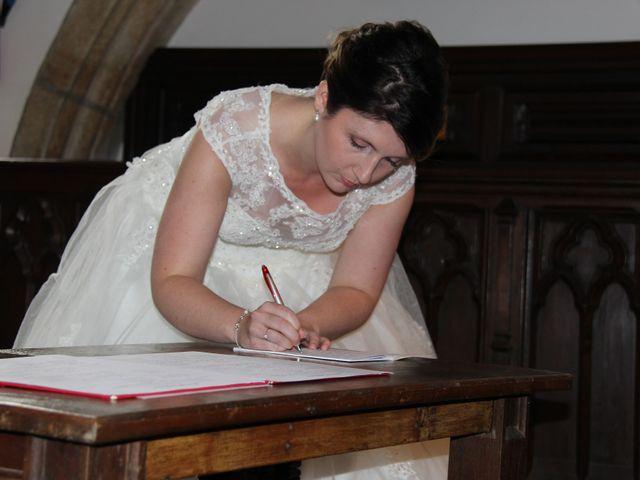 Le mariage de Auréle et Jean-Christophe à Morlaix, Finistère 15