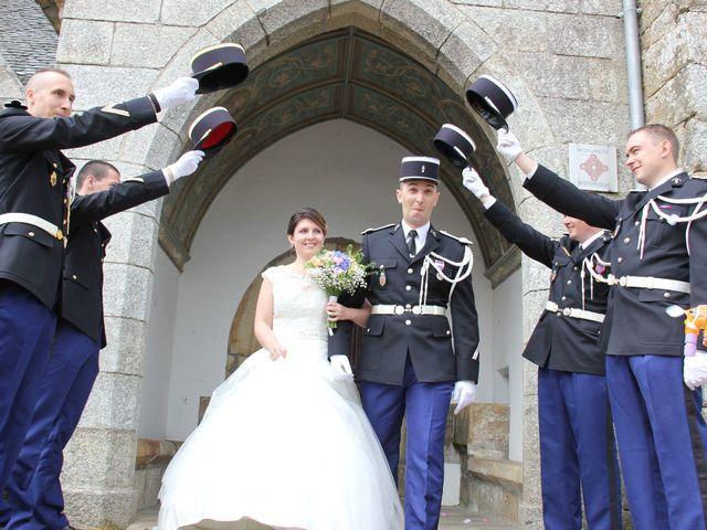 Le mariage de Auréle et Jean-Christophe à Morlaix, Finistère 16
