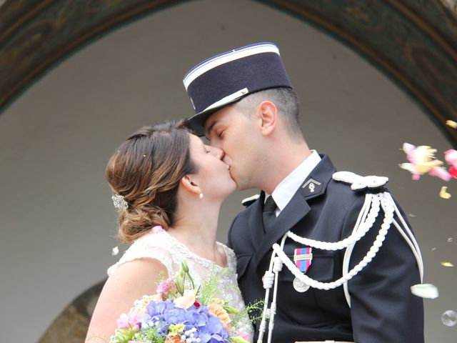 Le mariage de Auréle et Jean-Christophe à Morlaix, Finistère 17