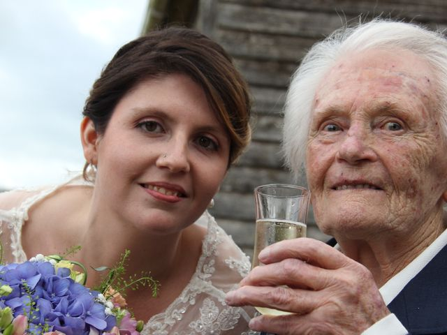 Le mariage de Auréle et Jean-Christophe à Morlaix, Finistère 20