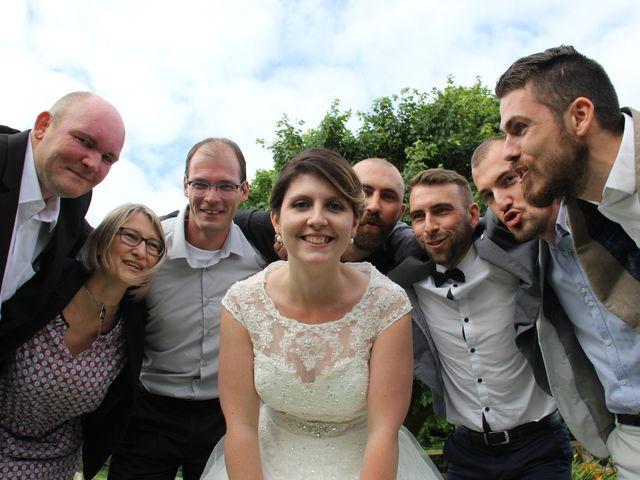 Le mariage de Auréle et Jean-Christophe à Morlaix, Finistère 22