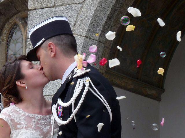 Le mariage de Auréle et Jean-Christophe à Morlaix, Finistère 28