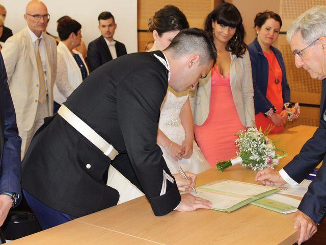 Le mariage de Auréle et Jean-Christophe à Morlaix, Finistère 35