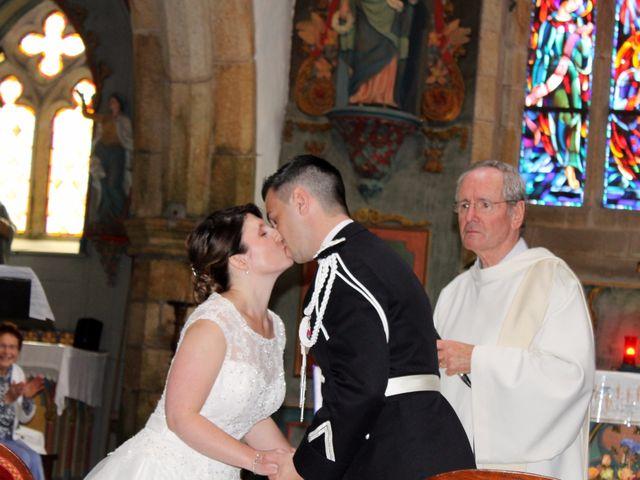 Le mariage de Auréle et Jean-Christophe à Morlaix, Finistère 36