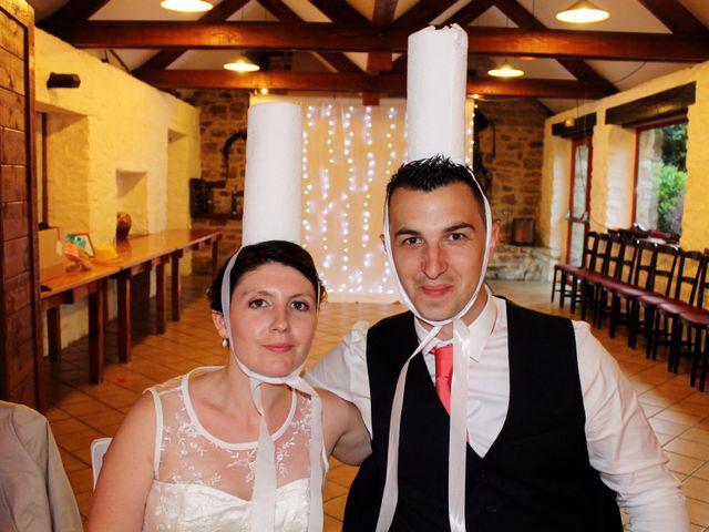 Le mariage de Auréle et Jean-Christophe à Morlaix, Finistère 37