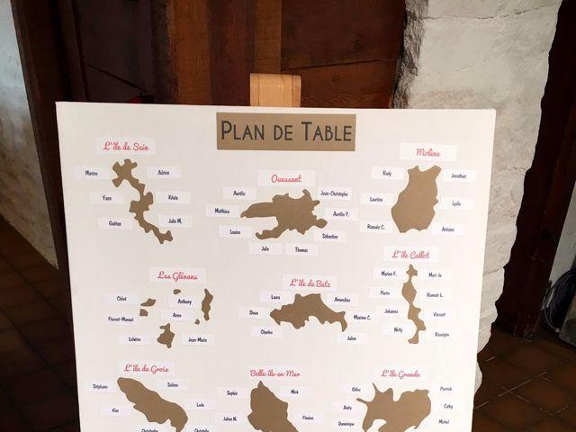 Le mariage de Auréle et Jean-Christophe à Morlaix, Finistère 45