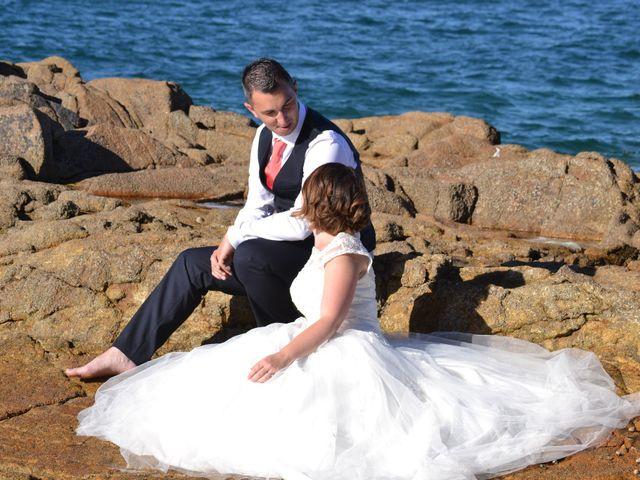 Le mariage de Auréle et Jean-Christophe à Morlaix, Finistère 77