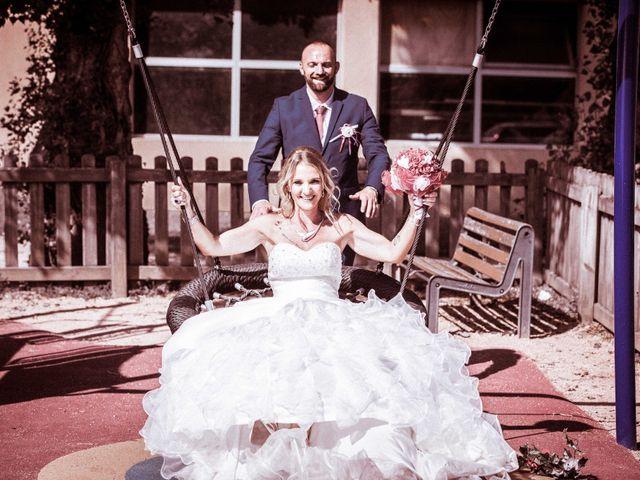 Le mariage de Jerôme et Ana à Saint-Étienne-sur-Reyssouze, Ain 43