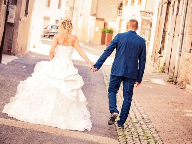 Le mariage de Jerôme et Ana à Saint-Étienne-sur-Reyssouze, Ain 46