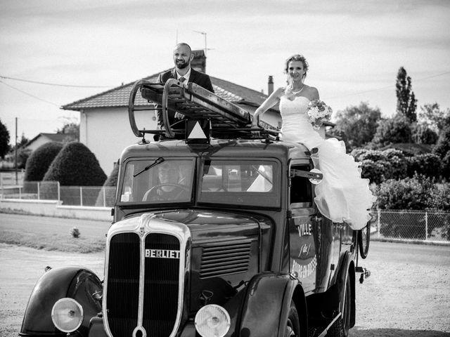Le mariage de Jerôme et Ana à Saint-Étienne-sur-Reyssouze, Ain 53