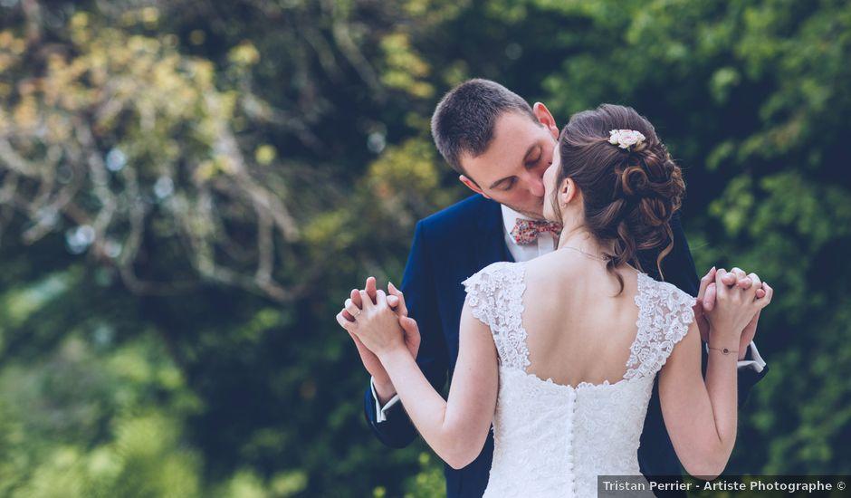 Le mariage de Geoffroy et Laetitia à Bourrou, Dordogne