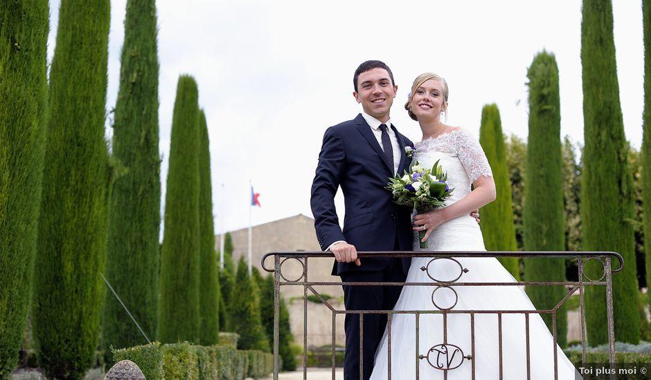 Le mariage de Florian et Emmanuelle à Pertuis, Vaucluse