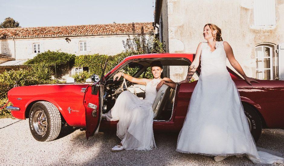 Le mariage de Priscilia  et Jennifer à Buzet-sur-Baïse, Lot-et-Garonne