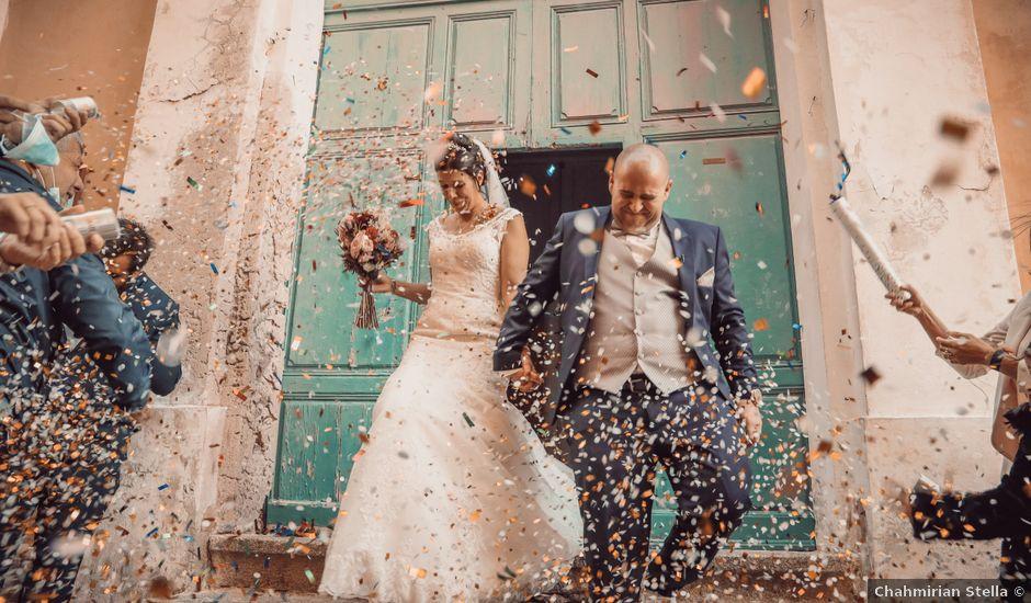 Le mariage de Jean et Ophélie à Calvi, Corse