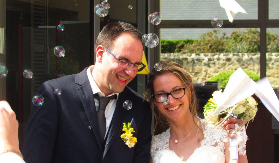 Le mariage de Mathieu et Lucie à Yvré-le-Pôlin, Sarthe