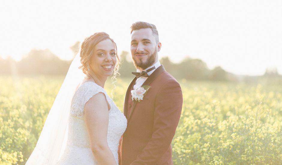 Le mariage de Dimitri et Agathe à Dreux, Eure-et-Loir