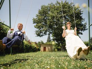 Le mariage de Tiphaine et Benjamin