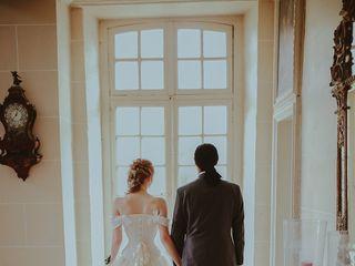 Le mariage de Christelle et Yoann 1