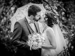 Le mariage de Amandine et Damien