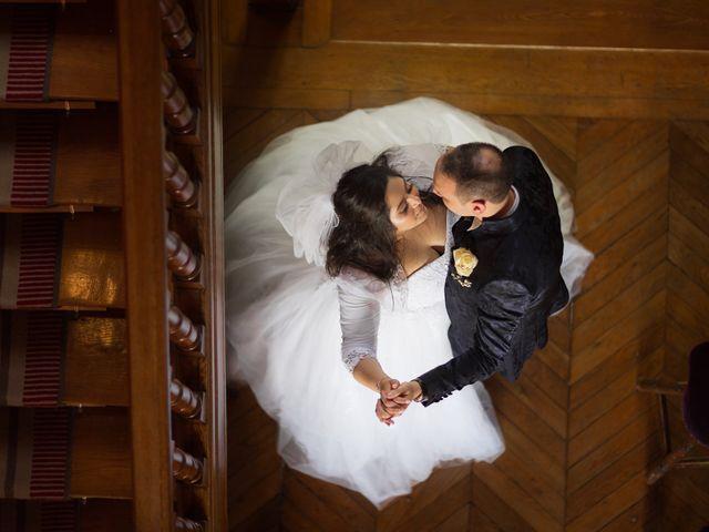 Le mariage de Christelle et Alexendre