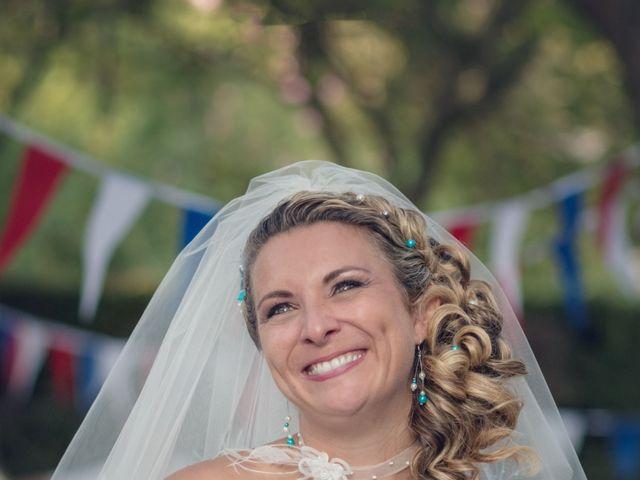 Le mariage de Caro et Manu à Marsillargues, Hérault 3