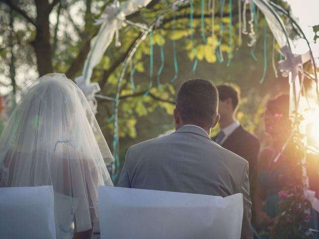 Le mariage de Caro et Manu à Marsillargues, Hérault 1