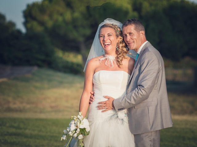 Le mariage de Caro et Manu à Marsillargues, Hérault 2