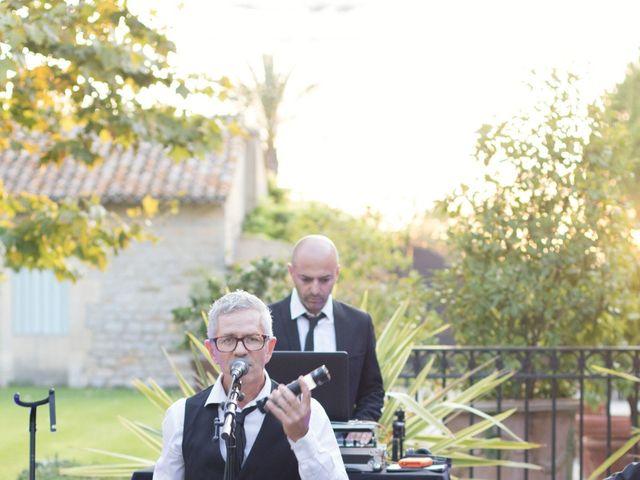 Le mariage de Caro et Manu à Marsillargues, Hérault 8