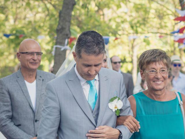 Le mariage de Caro et Manu à Marsillargues, Hérault 20