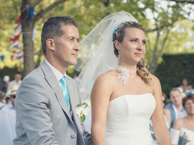 Le mariage de Caro et Manu à Marsillargues, Hérault 21