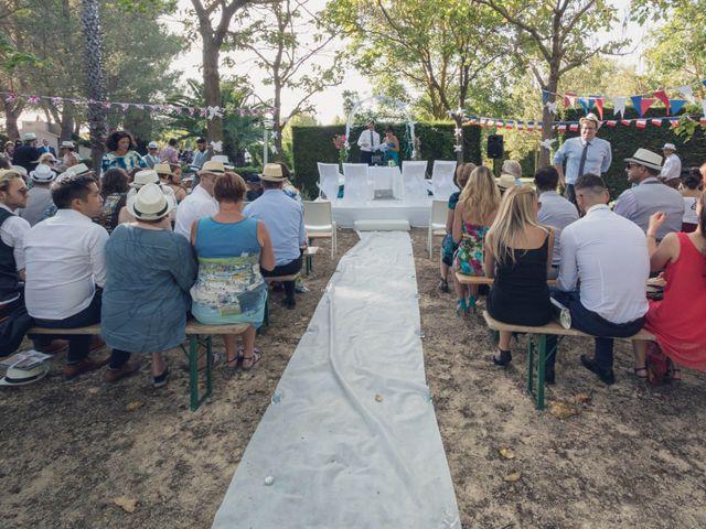 Le mariage de Caro et Manu à Marsillargues, Hérault 24