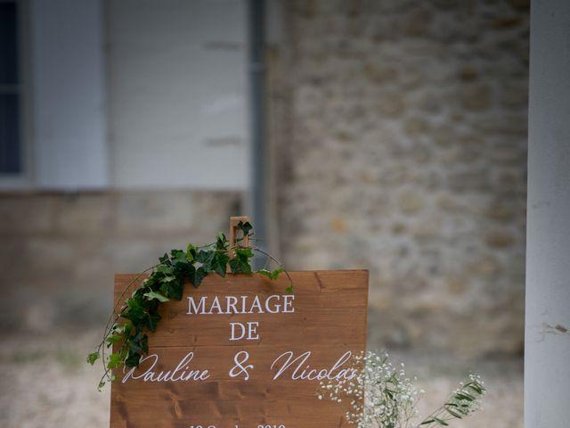 Le mariage de Nicolas et Pauline à Latresne, Gironde 21