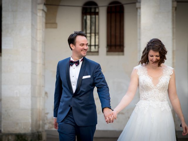 Le mariage de Pauline et Nicolas