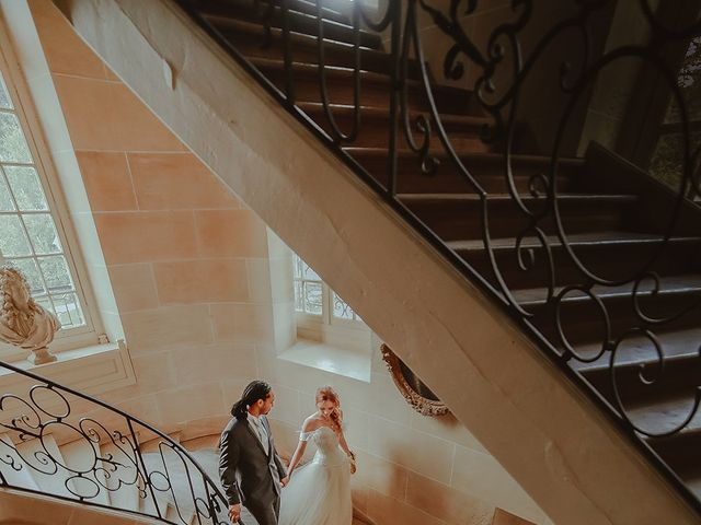 Le mariage de Yoann et Christelle à Villebon-sur-Yvette, Essonne 4