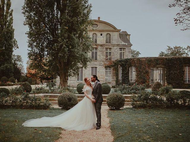 Le mariage de Yoann et Christelle à Villebon-sur-Yvette, Essonne 9