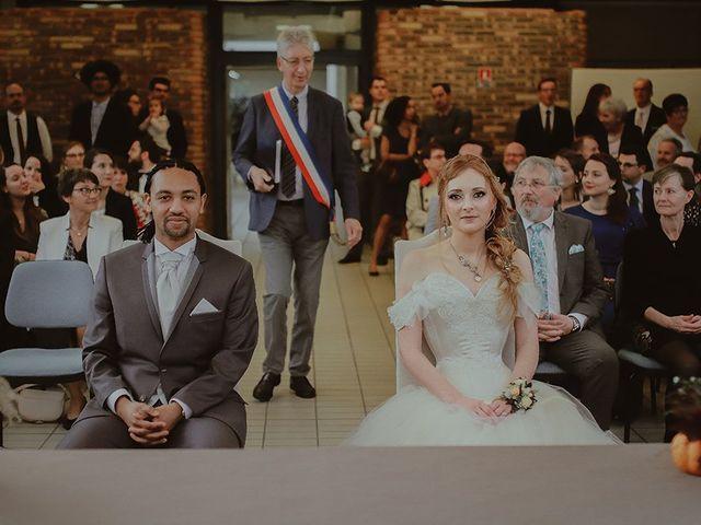Le mariage de Yoann et Christelle à Villebon-sur-Yvette, Essonne 23