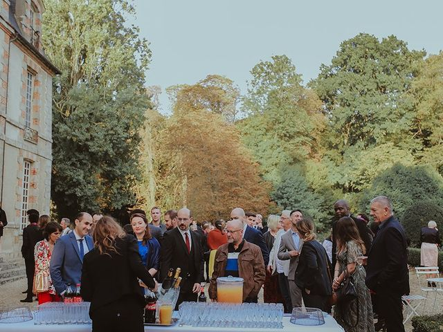 Le mariage de Yoann et Christelle à Villebon-sur-Yvette, Essonne 52