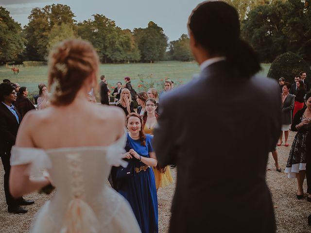 Le mariage de Yoann et Christelle à Villebon-sur-Yvette, Essonne 66