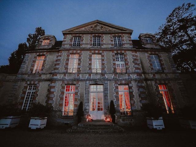 Le mariage de Yoann et Christelle à Villebon-sur-Yvette, Essonne 74