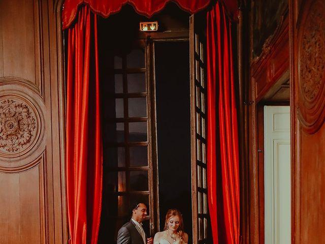 Le mariage de Yoann et Christelle à Villebon-sur-Yvette, Essonne 77