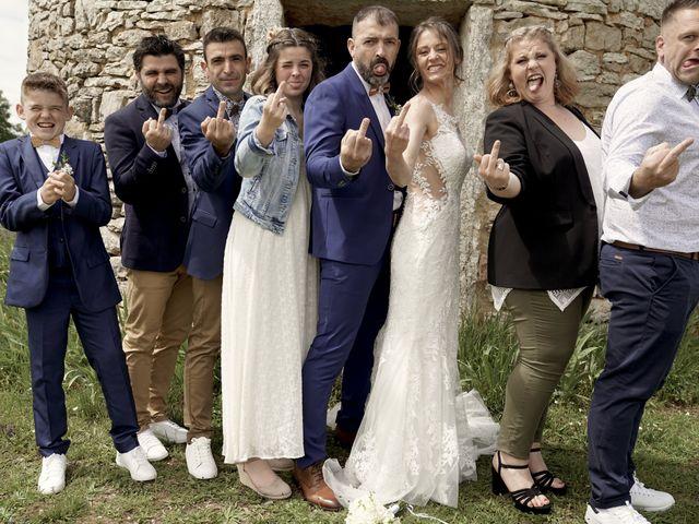 Le mariage de David et Jessica à Figeac, Lot 44