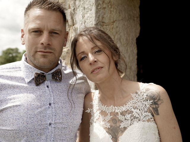 Le mariage de David et Jessica à Figeac, Lot 45