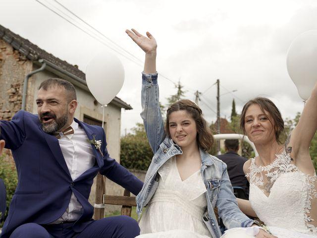 Le mariage de David et Jessica à Figeac, Lot 55